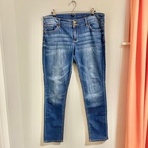NY&C Curve Creator Jeans - Size 14